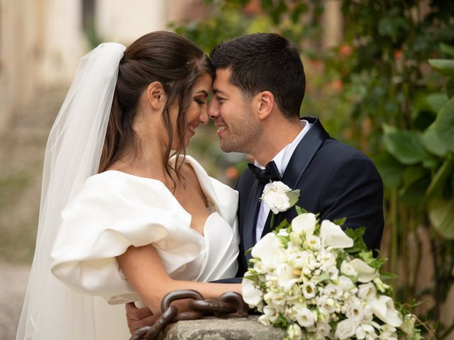 Il matrimonio di Massimo e Claudia a Fara in Sabina, Rieti 1