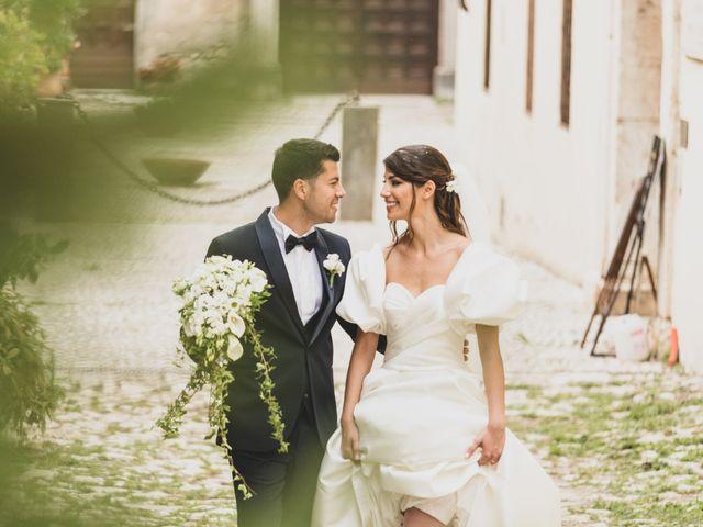 Il matrimonio di Massimo e Claudia a Fara in Sabina, Rieti 2