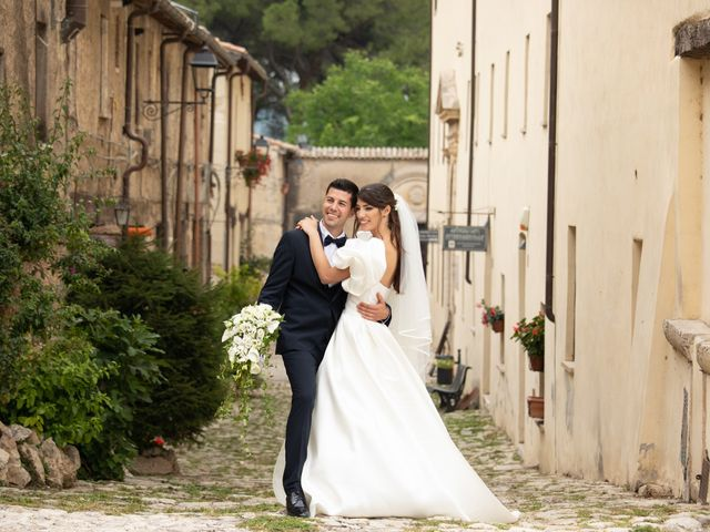 Il matrimonio di Massimo e Claudia a Fara in Sabina, Rieti 3