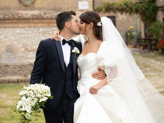 Il matrimonio di Massimo e Claudia a Fara in Sabina, Rieti 4