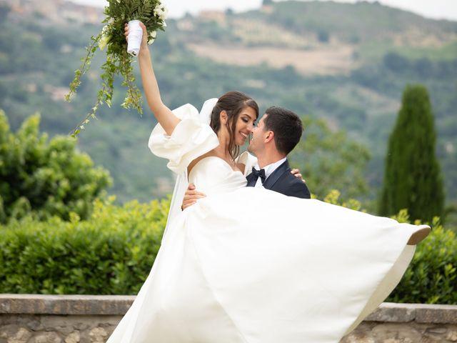 Il matrimonio di Massimo e Claudia a Fara in Sabina, Rieti 6