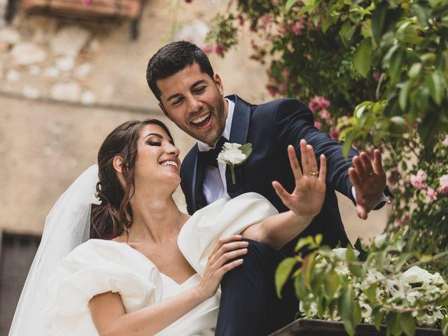 Il matrimonio di Massimo e Claudia a Fara in Sabina, Rieti 7