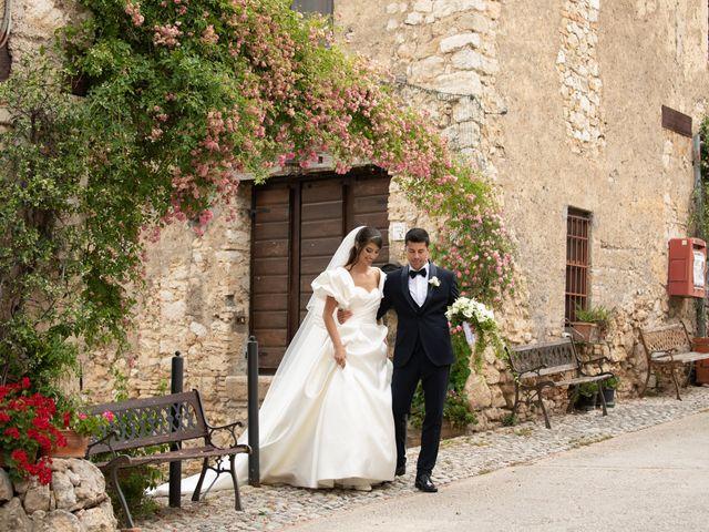 Il matrimonio di Massimo e Claudia a Fara in Sabina, Rieti 8