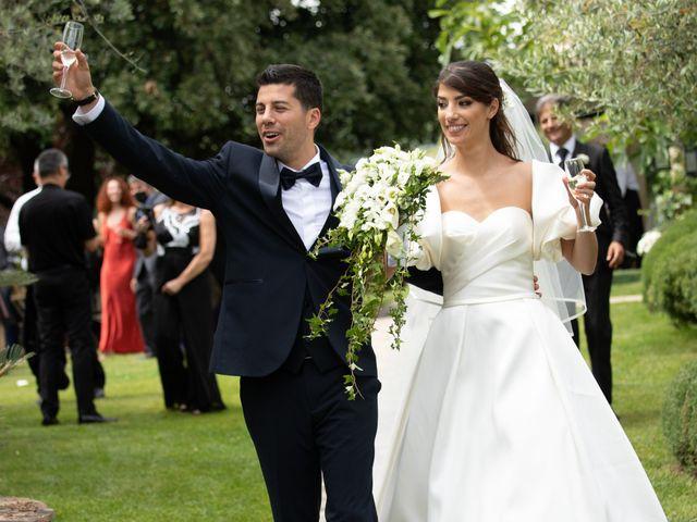 Il matrimonio di Massimo e Claudia a Fara in Sabina, Rieti 10