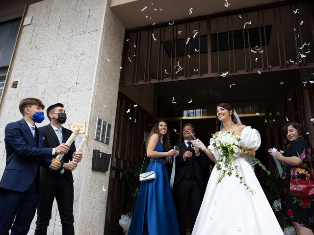 Il matrimonio di Massimo e Claudia a Fara in Sabina, Rieti 21