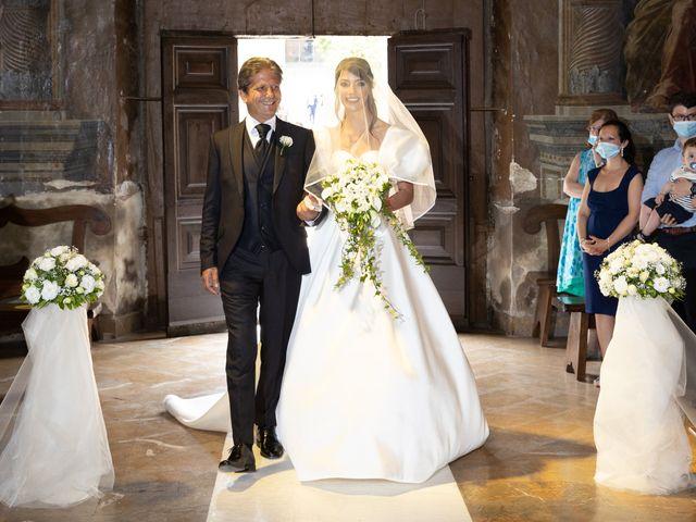 Il matrimonio di Massimo e Claudia a Fara in Sabina, Rieti 23