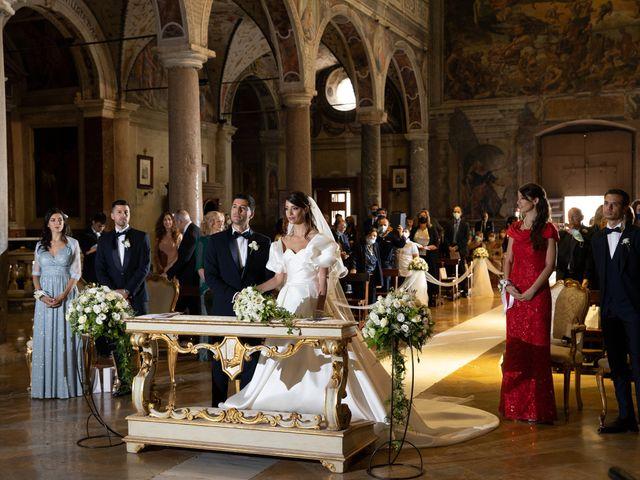 Il matrimonio di Massimo e Claudia a Fara in Sabina, Rieti 24