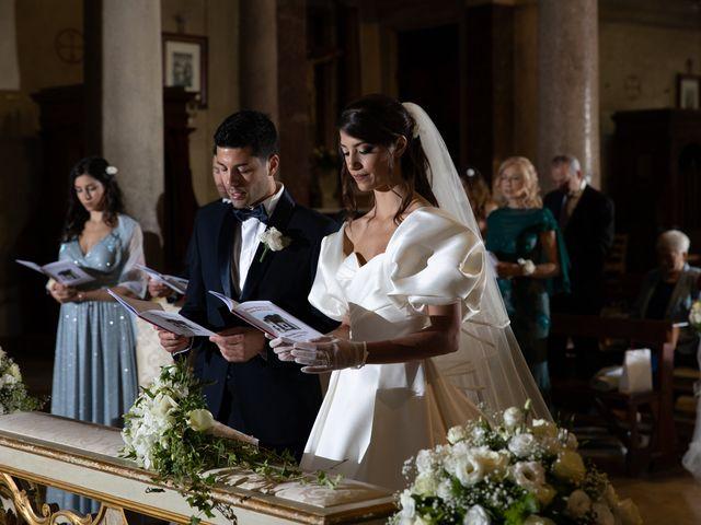Il matrimonio di Massimo e Claudia a Fara in Sabina, Rieti 25