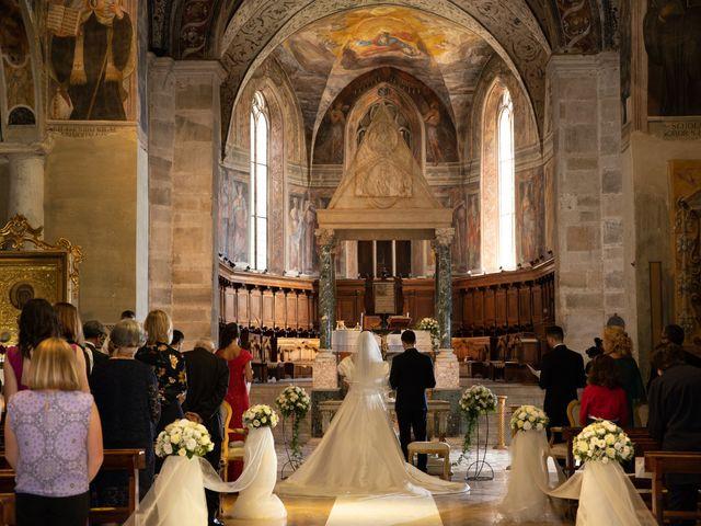 Il matrimonio di Massimo e Claudia a Fara in Sabina, Rieti 27