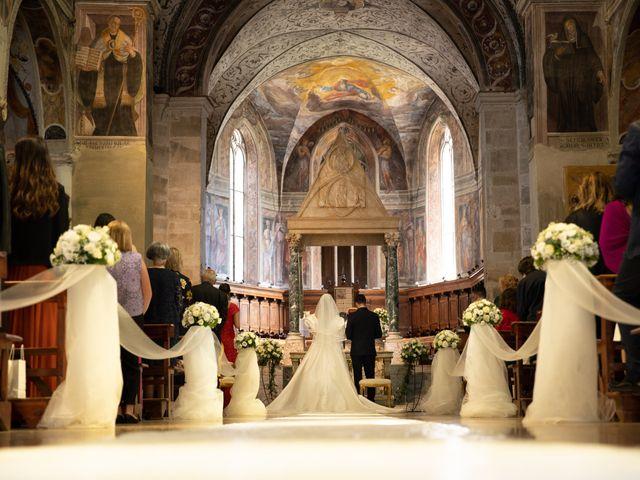 Il matrimonio di Massimo e Claudia a Fara in Sabina, Rieti 28