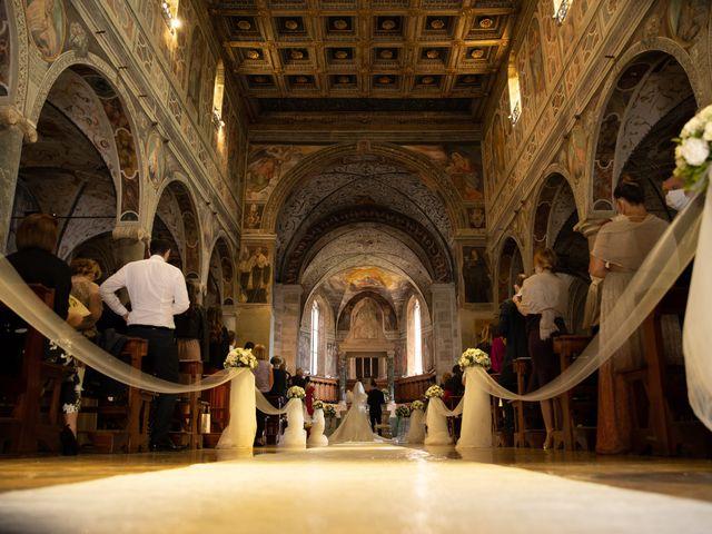 Il matrimonio di Massimo e Claudia a Fara in Sabina, Rieti 29