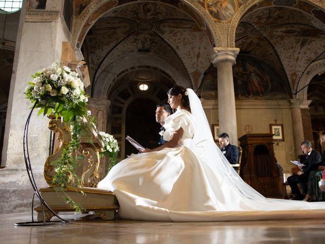 Il matrimonio di Massimo e Claudia a Fara in Sabina, Rieti 31