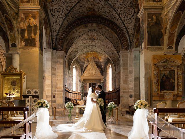 Il matrimonio di Massimo e Claudia a Fara in Sabina, Rieti 33