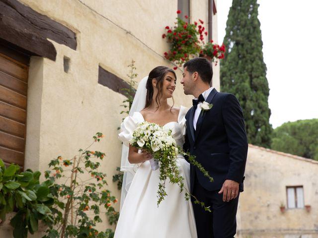 Il matrimonio di Massimo e Claudia a Fara in Sabina, Rieti 35