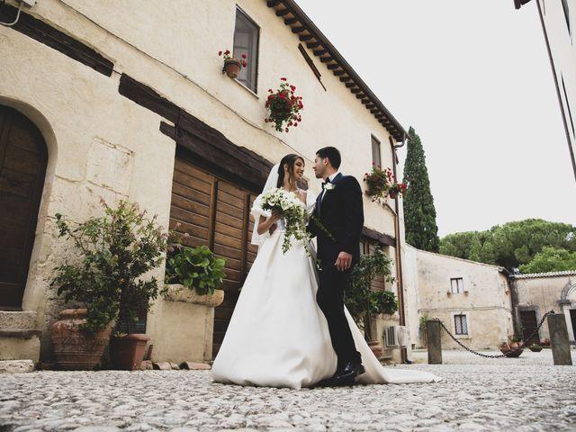 Il matrimonio di Massimo e Claudia a Fara in Sabina, Rieti 36