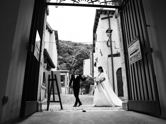 Il matrimonio di Massimo e Claudia a Fara in Sabina, Rieti 37