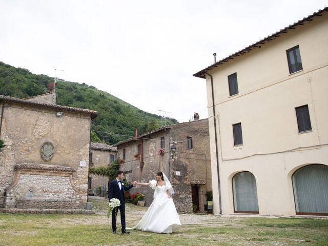 Il matrimonio di Massimo e Claudia a Fara in Sabina, Rieti 38