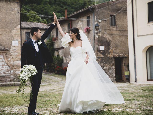 Il matrimonio di Massimo e Claudia a Fara in Sabina, Rieti 39