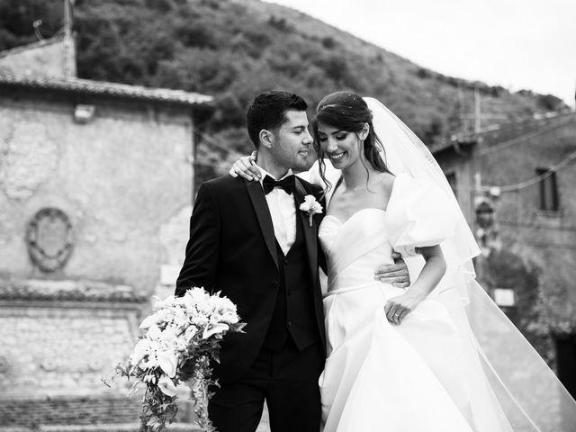 Il matrimonio di Massimo e Claudia a Fara in Sabina, Rieti 40
