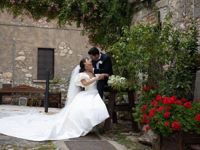 Il matrimonio di Massimo e Claudia a Fara in Sabina, Rieti 42