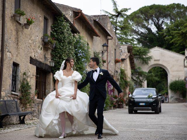 Il matrimonio di Massimo e Claudia a Fara in Sabina, Rieti 44