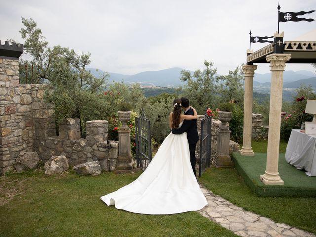 Il matrimonio di Massimo e Claudia a Fara in Sabina, Rieti 46