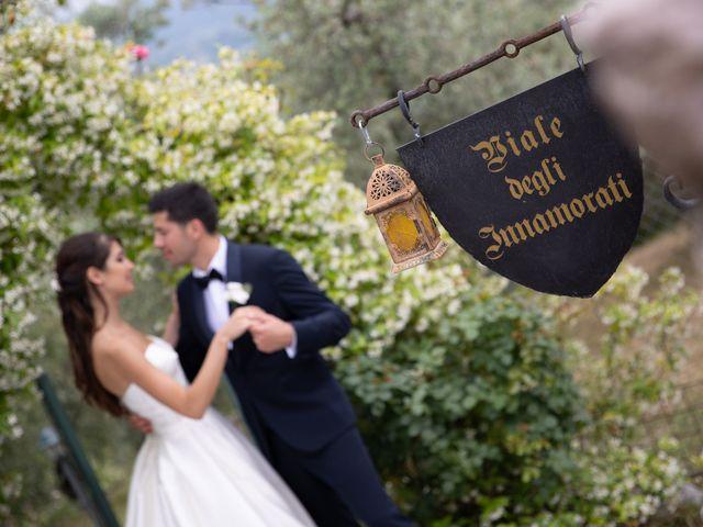 Il matrimonio di Massimo e Claudia a Fara in Sabina, Rieti 47