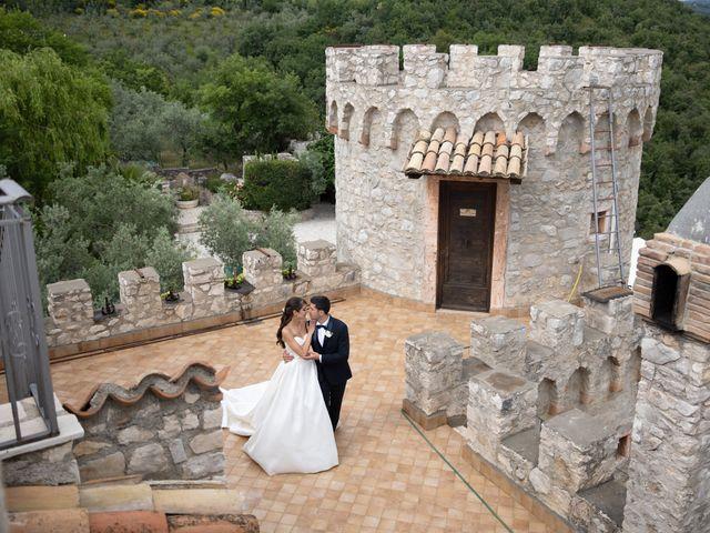 Il matrimonio di Massimo e Claudia a Fara in Sabina, Rieti 50