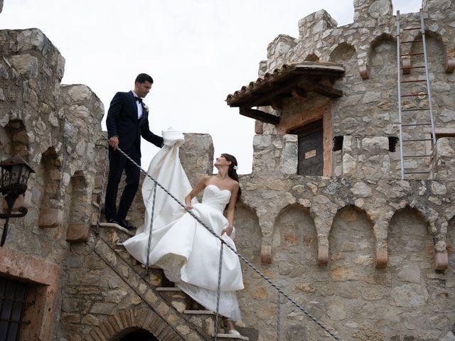 Il matrimonio di Massimo e Claudia a Fara in Sabina, Rieti 51