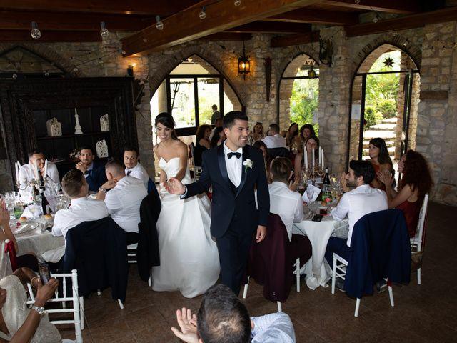 Il matrimonio di Massimo e Claudia a Fara in Sabina, Rieti 52