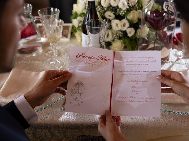 Il matrimonio di Massimo e Claudia a Fara in Sabina, Rieti 53