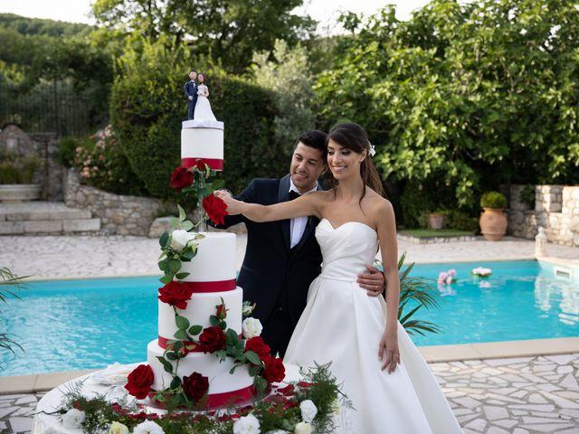 Il matrimonio di Massimo e Claudia a Fara in Sabina, Rieti 54