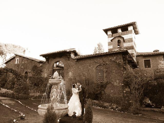 le nozze di Florinda e Federico