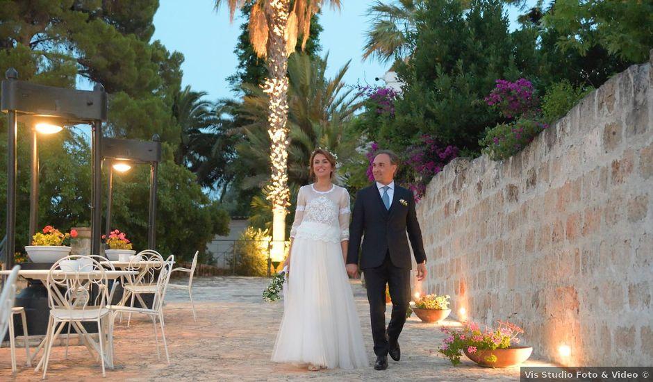 Il matrimonio di Giuseppe e Federica a Ostuni, Brindisi