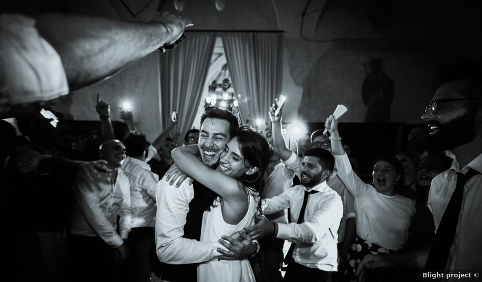 Il matrimonio di Dario e Irene a Virgilio, Mantova
