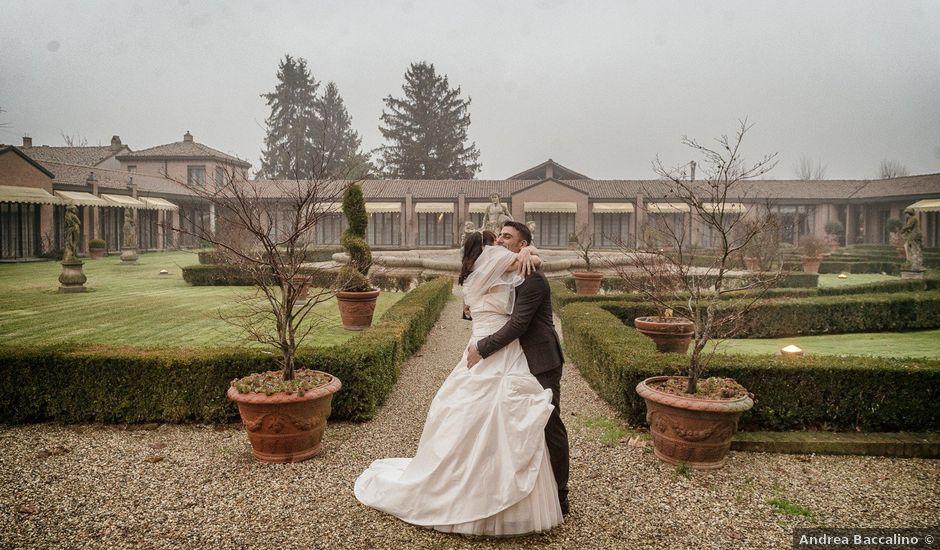 Il matrimonio di Ivan e Stefania a Cervesina, Pavia