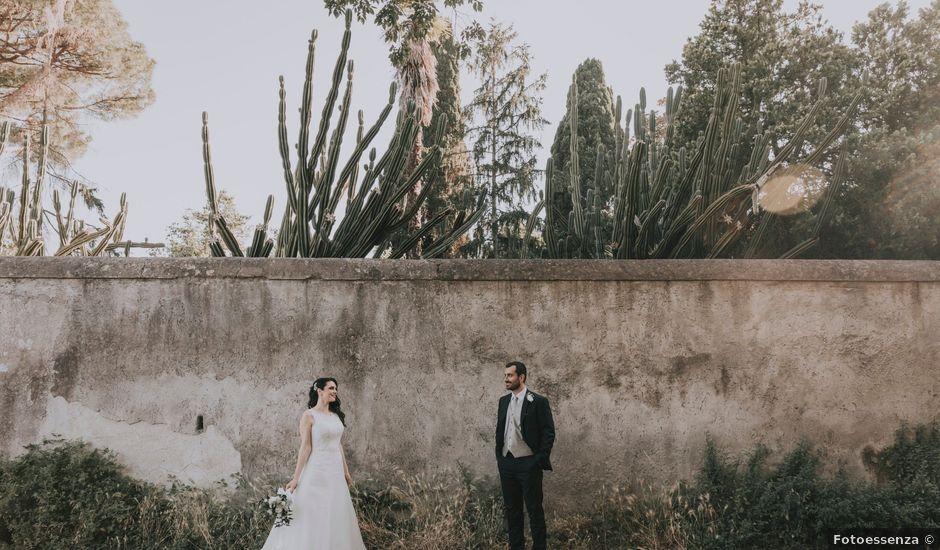 Il matrimonio di Fabrizio e Federica a Firenze, Firenze