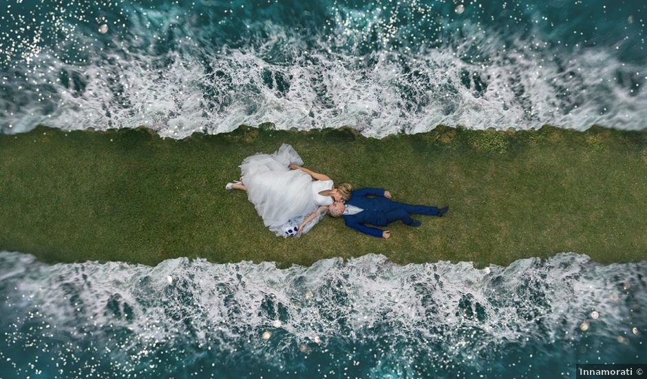 Il matrimonio di Claudio e Elena a Paderno Franciacorta, Brescia
