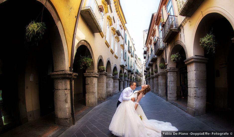Il matrimonio di Davide e Valentina a Montoro Superiore, Avellino