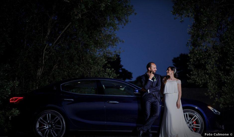 Il matrimonio di Mario e Laura a Caltanissetta, Caltanissetta