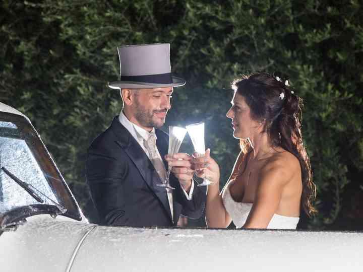 le nozze di Federica e Alessandra