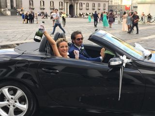 Le nozze di Marco  e Linda