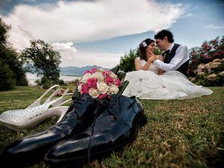 Le nozze di Jessica e Daniel