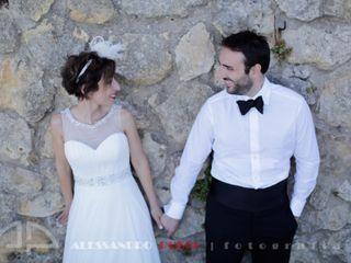 Le nozze di Milena e Antonio