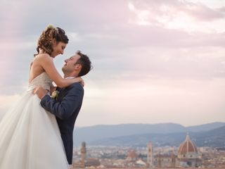 Le nozze di Claudio e Martina