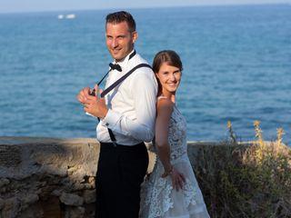 Le nozze di Robert e Jessica