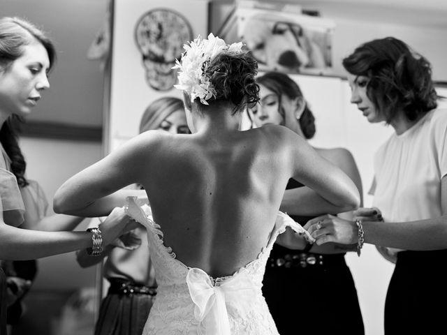 Il matrimonio di Andrea e Rossella a Sarzana, La Spezia 8