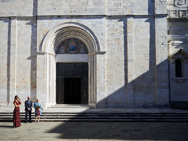 Il matrimonio di Andrea e Rossella a Sarzana, La Spezia 12