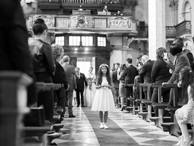 Il matrimonio di Andrea e Rossella a Sarzana, La Spezia 14