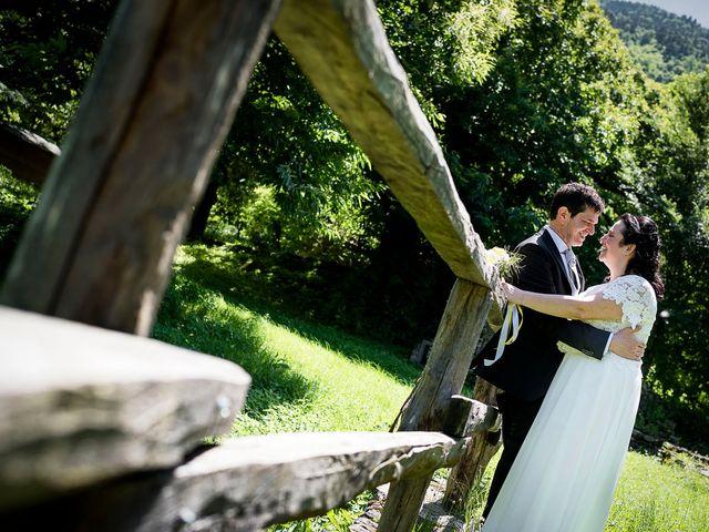 Le nozze di Lorena e Fernando
